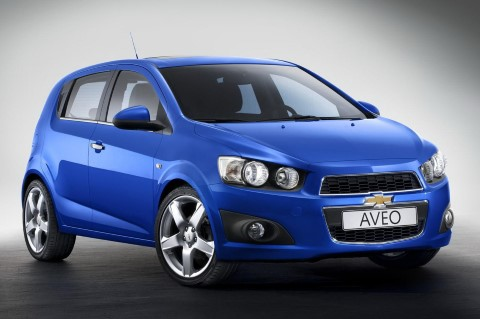 Chevrolet Aveo Hatchback 3 14i 101hp At Datos Tcnicos De Coches
