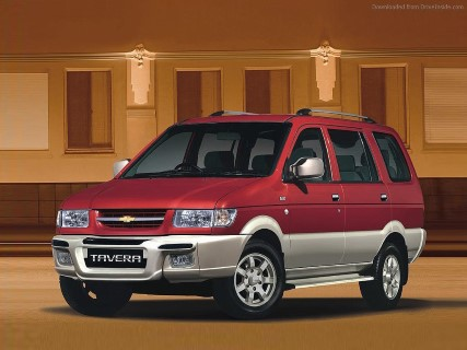 Chevrolet Tavera Car Technical Data Car Specifications Vehicle
