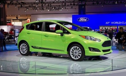 Ford Fiesta Car Technical Data Car Specifications Vehicle Fuel